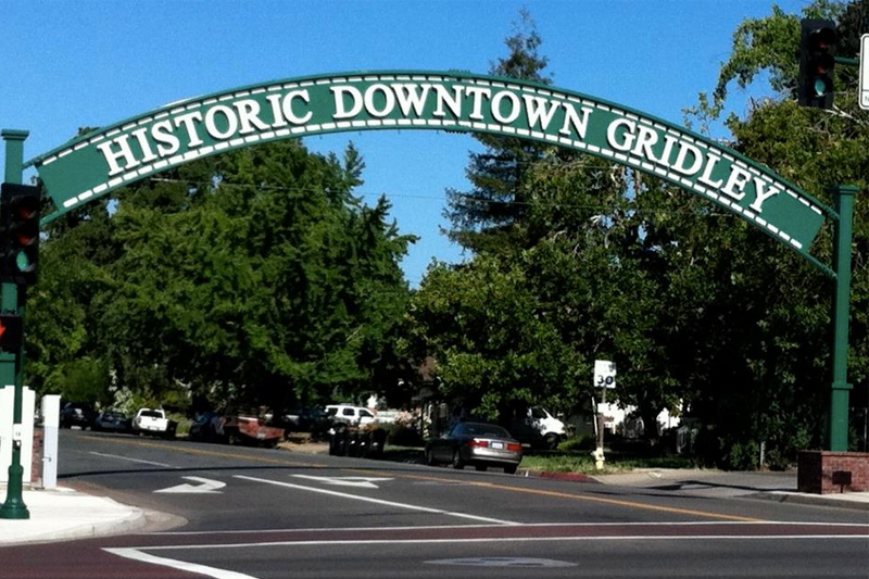 Gridley is a Distinguished California Community